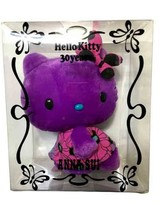 ANNNA SUI x Hello Kitty 30years Anniversary Collaboration Plush Doll Sanrio New - $229.99