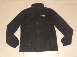 The North Face Womens Black Fleece Jacket Size XS - $25.00