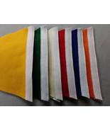 12 Piece Pennant Bundle - 10 X 15 - Clearance - $12.00