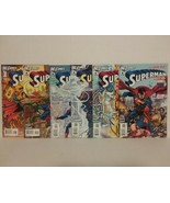 SUPERMAN: NEW 52 SET 1 - 6 - GEORGE PEREZ - FREE SHIPPING - $23.38