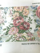 Ehrman Retired Pink Chintz Tapestry Susanna Lisle 1989 New/Opened Complete - $118.79