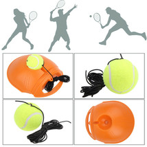 Tennis Training Tool Self Study Board Heavy Duty Exercise Sport Rebound ... - $14.89