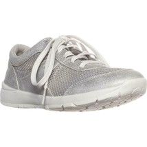 Easy Spirit Gogo Athletic Sneakers, Silver/Silver, 5 US - $35.60 CAD