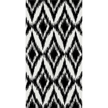 Elise Southwest Ikat Guest Towel/Case of 192 - $82.88 CAD