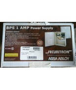 NIB - Assa Abloy BPS 1 AMP Power Supply Securitron  BPS-24-1 - $69.76