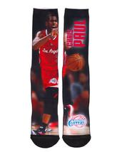 Los Angeles Clippers Chris Paul NBA Sublimated Men's Mesh Crew Sock Large - $19.77