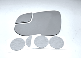 Fits 16-18  Rav4 Left Driver Mirror Glass Lenses w/Adhesive w/out Rear H... - $59.35