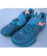 Kevin Durant Signed Nike KD Shoes Size 12 Thunder - Global Authentics - $299.99