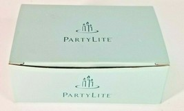 PartyLite Vanilla Ivory Tealight Box of 12 Clear Cup V0411 Retired Rare Candles - $11.87