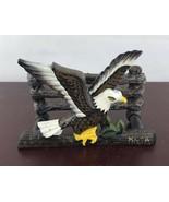 Eagle  Malta Metal Decor - $14.03