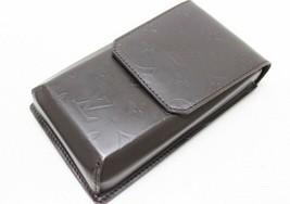 AUTHENTIC LOUIS VUITTON Monogram Glace Waist Pouch Cafe M54800 - €264,50 EUR