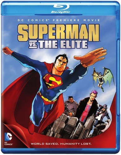 DCU Superman vs The Elite (Blu-ray)