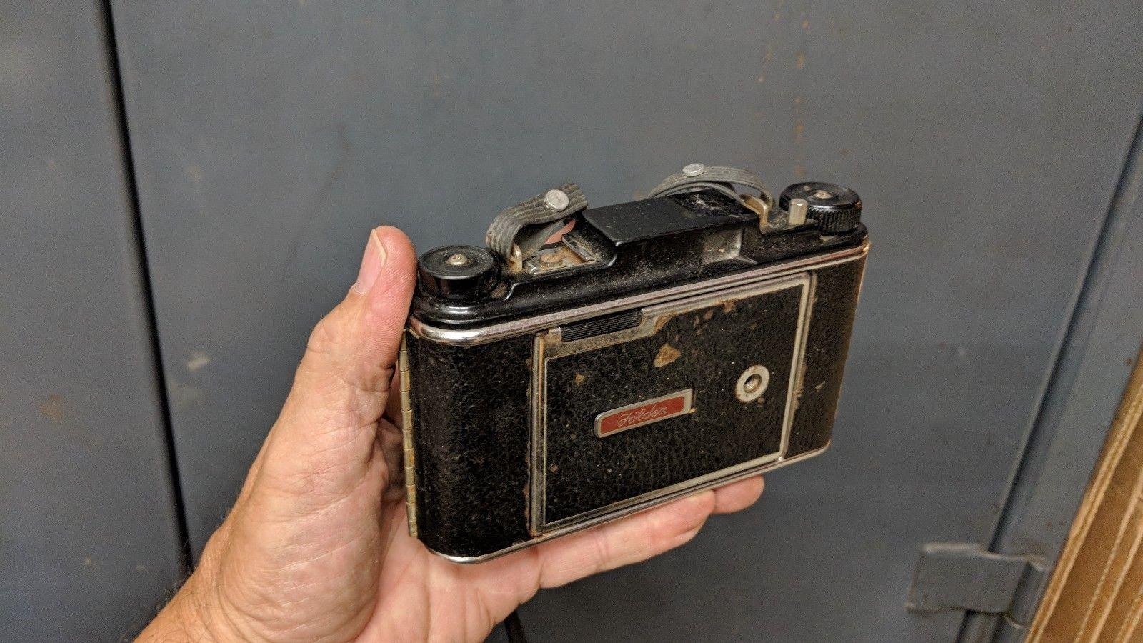 Foldex 20 Camera