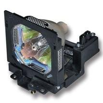Sanyo POA-LMP52 POALMP52 LCDLCX5 Lamp In Housing For Projector Model PLCXF35L - $29.90