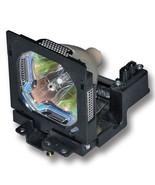 SANYO POA-LMP52 POALMP52 LCDLCX5 LAMP IN HOUSING FOR PROJECTOR MODEL PLCXF35L