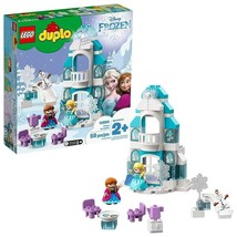 LEGO Duplo | Disney Frozen Ice Castle 10899 (59 Piece) Building Blocks - $83.12