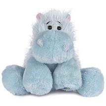 HIPPO BLUE Webkinz Beanbag Stuffed Animal HM009 Plush Only - No Code - $3.46