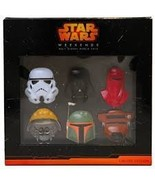 Disney Star Wars Weekend 2015 the Gathering Helmet Pin Collection - $148.49