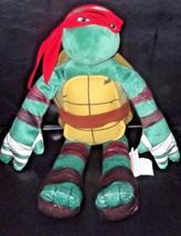 """Nickelodeon Teenage Mutant Ninja Turtle Raphael 16"""" Plush  - $12.19"""