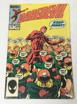 Dardevil Vol.1 No. 209 Comic Book Marvel August 1984 - $10.00