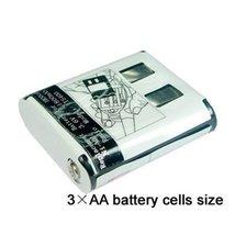 Extended BATTERY PACK - 3.6V - 1800 mAH - NI-MH for the Motorola HKNN4002A - $12.50