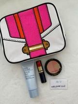 New Estee Lauder Travel Set w/Cosmectic Bag - $15.00