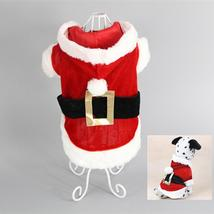 Christmas Dog Clothes for Dogs Chihuahua Winter Dog Christmas Costume Pe... - $5.20+