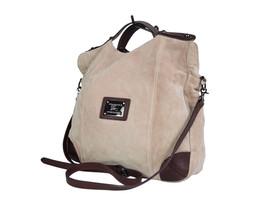 Auth BURBERRY LONDON BLUE LABEL Suede Leather Pink Shoulder Bag BS17377L - $159.00