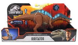 JURASSIC WORLD Primal Attack Sound Strike IRRITATOR Dinosaur Action Figu... - $39.99
