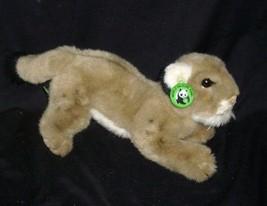 "14"" Vintage 1986 Applause 28103 Wwf Animales de la Selva León Lynx Peluche - $25.40"