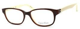 Calvin Klein CK5733 512 Women's Eyeglasses Frames 51-17-140 Havana Ivory - $48.31