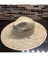 DPC dorfman pacific co. straw safari style hat - $23.76