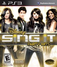 Disney Sing It: Party Hits - Playstation 3 [video game] - $16.99