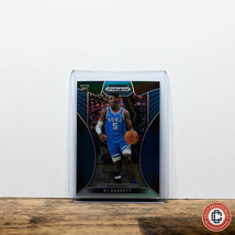 RJ Barrett 2019 Panini Prizm Draft Picks Rookie Silver Prizm No. 66 Duke... - $2.97