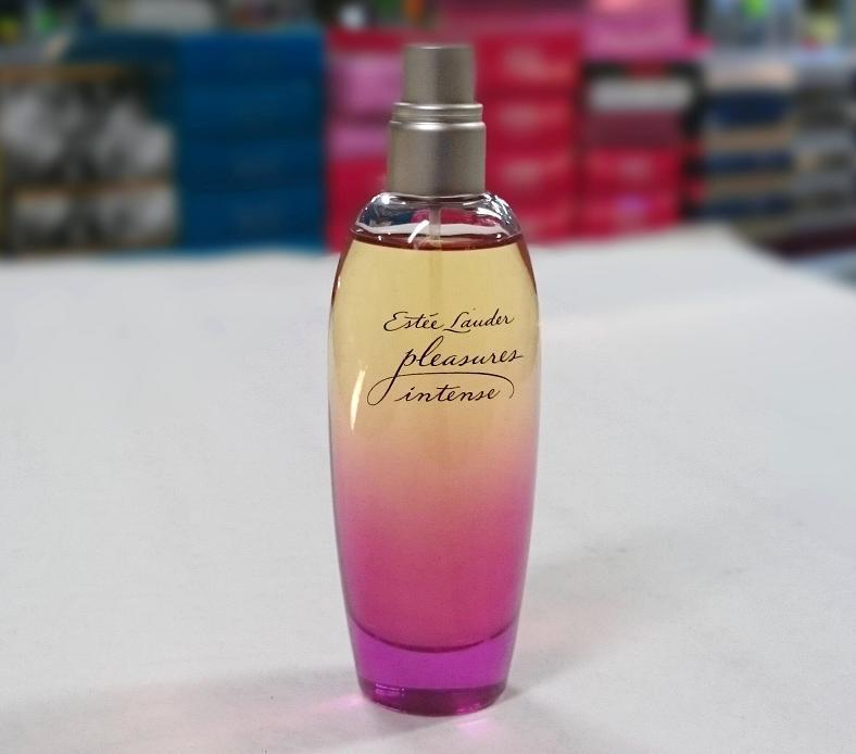Pleasures Intense Estee Lauder Women 3.4 fl.oz / 100 ml eau de parfum spray rare - $62.98