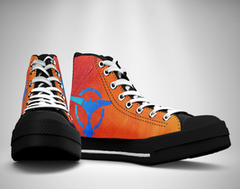 DJ Tiesto Party House Music Canvas Sneakers Shoes - $49.99