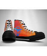 DJ Tiesto Party House Music Canvas Sneakers Shoes - $29.99