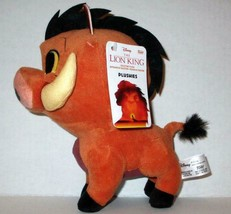 "NEW FUNKO DISNEY LION KING PUMBAA 9"" STUFFED PLUSH ANIMAL DOLL TOY - $9.99"