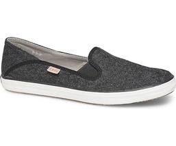 Keds WF58941 Women's Crashback Felt Sneaker Charcoal Size 5.5 - $32.80 CAD