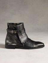 John Varvatos Fleetwood Shawl Jodphor Boot. Size 10.5 EU 44 - $408.69