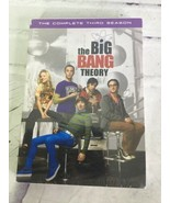 The Big Bang Theory Complete Third Season 3 DVD NEW Sealed - $14.84