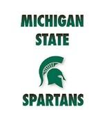 Michigan State University College Football Magnet - $4.99