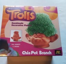 Trolls Chia Pet Decorative Planter - Branch NIP - $17.75