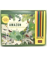 Amazon Adult coloring For Mindfulness kit 70 Designs - $12.86