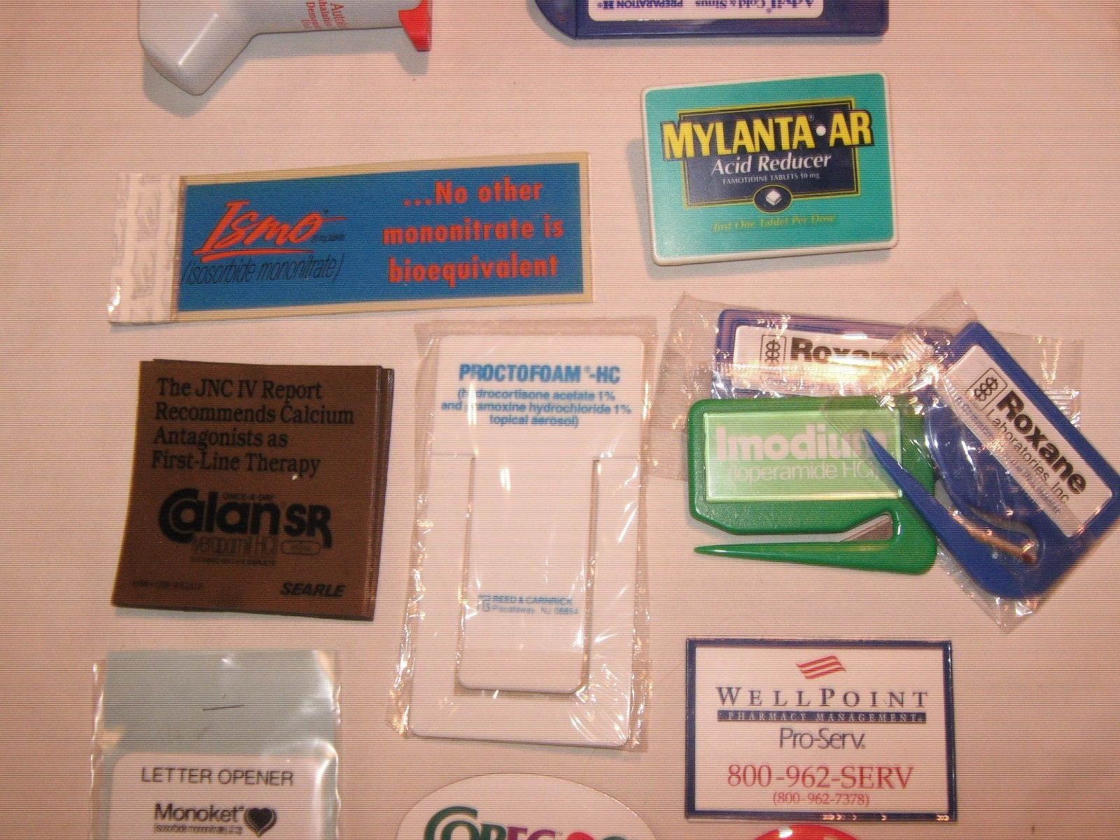 Rx, Pharmacy Promotional Items, Mixed Lot image 4