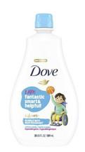 Dove Kids Care Hypoallergenic Bubble Bath, Cotton Candy, 20 Fl. Oz. - $12.79