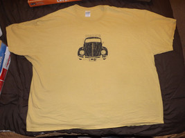 tee T- shirt, vw bug  Volkswagens, beetle auto ,vw  beetle design t-shirt, 4XL - $19.99