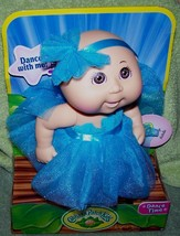 """Cabbage Patch Kids DANCE TIME Doll 9""""H Kaelyn Michelle Feb 25th New - $25.88"""