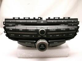 10-12 Honda Accord /RADIO/AUDIO/ 6 CD/RECEIVER/CONTROL/MPE/WMA - $99.00