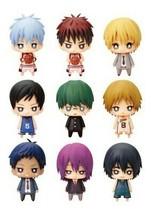 NEW One Coin Mini Figure Collection Kuroko's Basketball 3Q BOX Kotobukiy... - $75.07